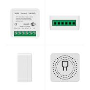Interruptor Smart Tuya Mini Similar Ao Sonoff Mini P/ Alexa