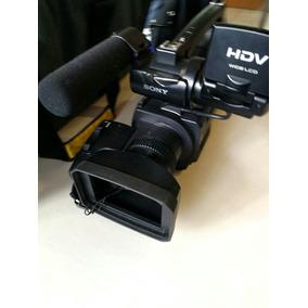 Camara Video Sony Hvr Hd1000n Profesional
