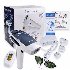 Kit Depilador A Laser Lescolton Permanente Pro Light