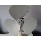 Hélice E Porca Para Ventilador Mallory Fresh Air Super 40 Cm