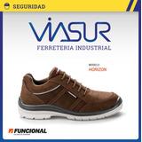 Calzado Zapato De Seguridad Funcional Ultraliviano Horizon