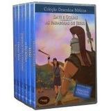Kit Coleção Desenhos Bíblicos-vol 13 Ao 18 (6 Dvds)original