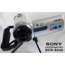 Video Camara Sony Modelo Dcr-sx45 Nueva En Caja Estrénala.!!