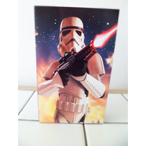 Bolsitas Golosinas Personalizadas Pack X 10 Star Wars