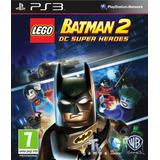 Lego Batman 2 Dc Super Heroes Ps3 Digital