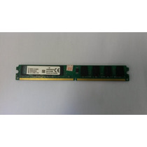 Memória Kingston Ddr2 2gb 800mhz Pc-6400