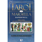 Tarot De Marsella. Superfacil - Roig, Olga . Libro Y Cartas