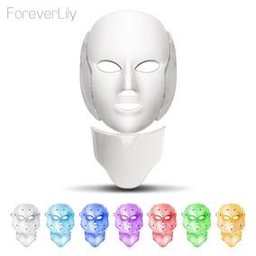 Mascara Facial Led 7 Colores
