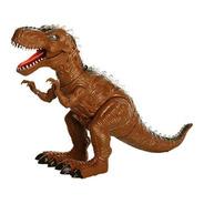Dinosaur World T-rex 43cm Luz Sonido Dinosaurio Ref. 9912