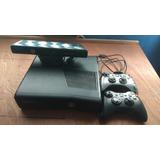 Xbox 360 Con Chip Rgh 250gb 2 Controles + Kinect