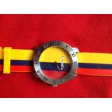 Reloj Benetton De La Línea Ravel Original Motivo Colombia