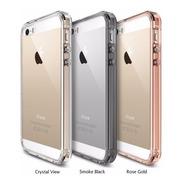 Funda Ringke iPhone SE/5/5s Fusion Aqua Red (eco Package)