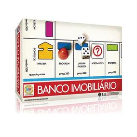 Jogo Banco Imobiliário 80 Anos