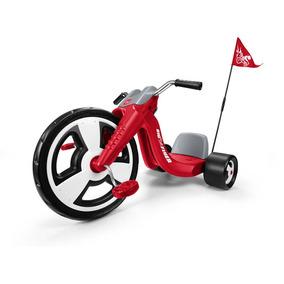 Radio Flayer Moto Triciclo Tipo Chopper