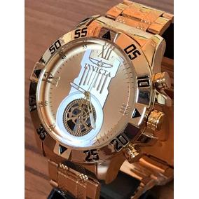 Relógio Masculino Prata Dourado Branco Relogio Top Barato!!