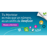 Movistar Empresas Portabilidad (bonif Hasta 50% X 12 Meses)