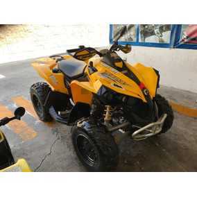 Cuatrimoto Can Am Renegade 800cc 2007 277 Hrs