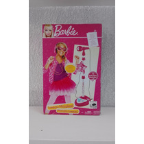 Micrófono Luminoso Barbie