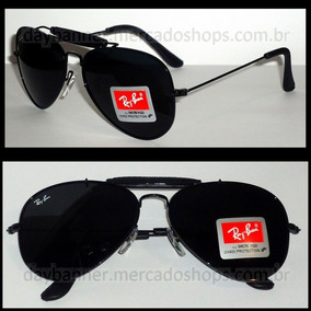 Oculos Ray Ban Caçador Antigo Reliquia - Óculos De Sol no Mercado ... 640ae2757f