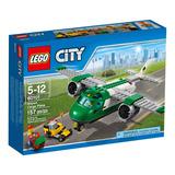 Aeropuerto: Avión De Carga Lego - 60101