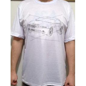 Camiseta Carro Chevrolet Camaro 427c722940a