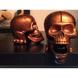 Para Calavera Metal Para Decorar Hot Rod Moto Camion Tattoo