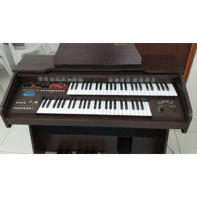 Órgão Harmonia Hs 200 Tabaco.instrumentos Musical Reginaldo