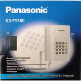 Kx-ts500 Telefono Panasonic De Escritorio