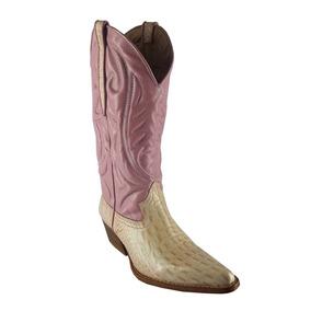 Bota Feminina Texana Country Cód. Dll-c09
