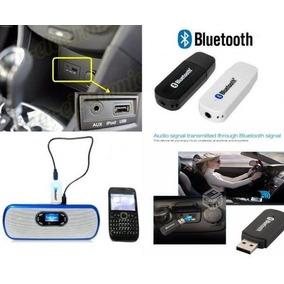 Receptor Bluetooth Auxiliar Para Equipos De Sonido Y/o Auto