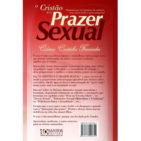 Livro O Cristão E O Prazer Sexual