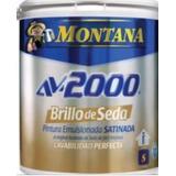Pintura Av-2000 Montana. Brillo Seda Blanco