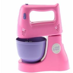 Dia Das Crianças - Batedeira De Cozinha Infantil Rosa