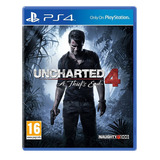 Uncharted 4 A Thief