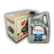 Kit Filtros + Aceite Para Ford Ecosport 1.6 8v