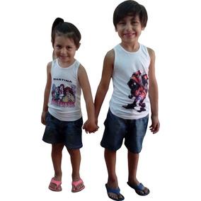 Musculosa Niños Subliminadas