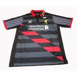 Equipo Camiseta Y Short Liverpool Imoortado Adultos
