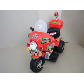 Moto Carro Electrica A Bateria Para Niños Juego Juguete +3