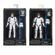 Boneco Han Solo E Luke Skywalker Star Wars