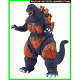 Burning Godzilla 1995 Vinilo Bandai Anime Action Argentina