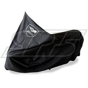 Capa Para Moto Buell Em Ripstop Preto (todos Modelos)