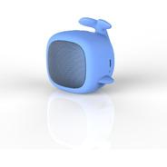 Parlante Portatil Bluetooth Noblex Psb02ballena Tipo Ballena