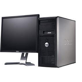 Computadora Completa Core2duo + Monitor 19 Teclado Y Mouse