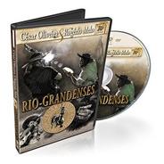Dvd - César Oliveira & Rogério Melo - Riograndenses