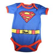 Pañalero Superman Disfraz - Ropa De Bebe