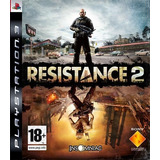 Resistance 2 Español - Mza Games Ps3