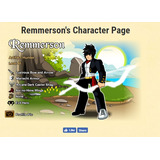 Conta Aqw(adventure Quest Worlds) Nome Remmerson