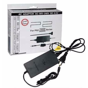 Fuente Transformador De Play Station 2 Ps2 100/240v A 8.5v