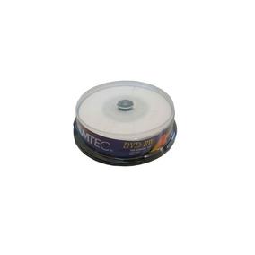Mini Dvd Dvd-rw Emtec 1.4 Gb 2x Pino C/ 10 Unidades
