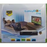 Decodificador Easybox Tv Digital T710 Full Hd Graba Usb